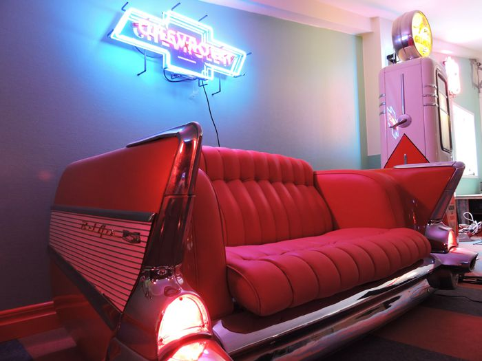 Chevrolet 1957 Couch